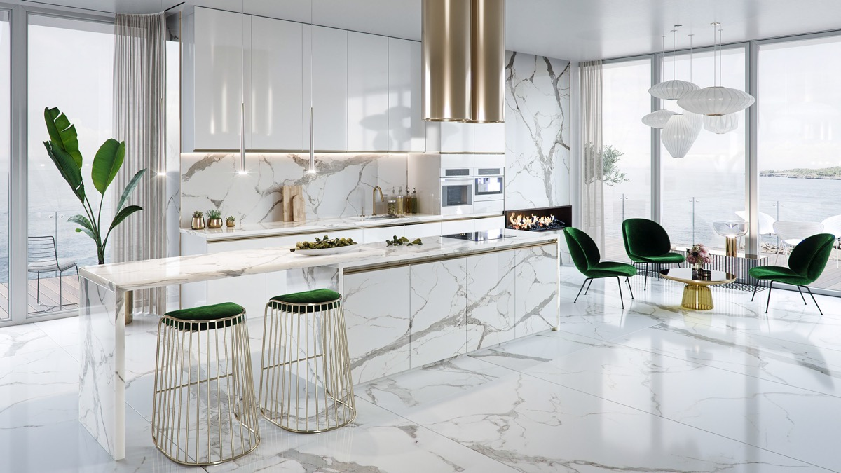 The Importance of Kitchen Countertops