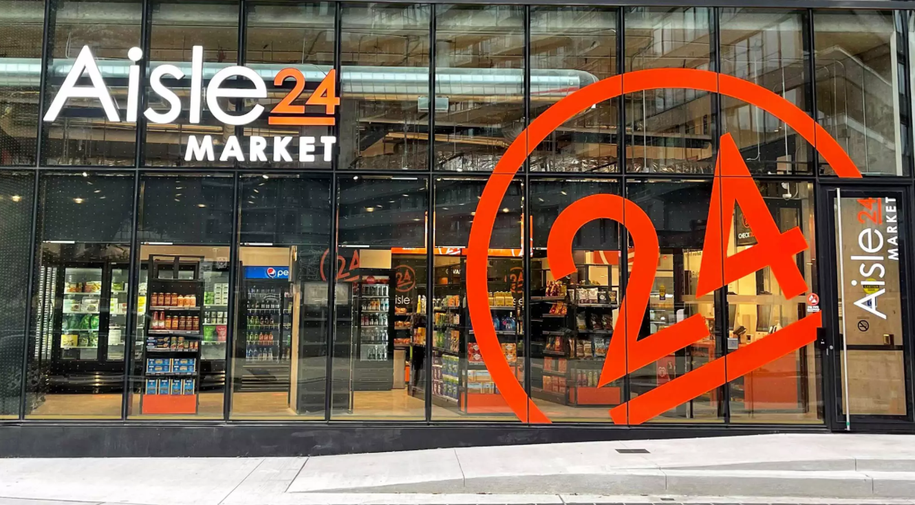Toronto Just Opened Its First 24 Hours Self-Serve Convenient Store With No Employees
