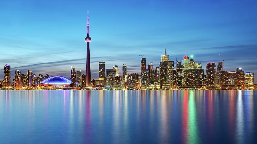Toronto Ranked As One Of The Smartest Cities In The World